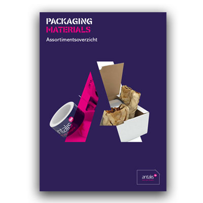 Packaging - Assortimentsfolder