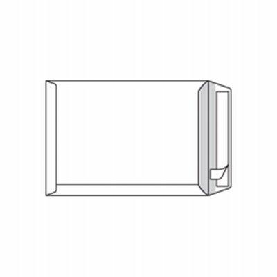 Zak envelop  C4, strip,binnendruk, diepe keel
