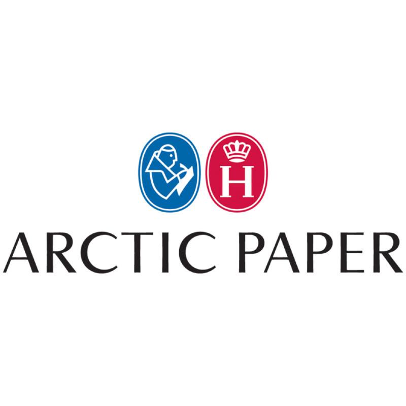 Logo Arctic Volume High White