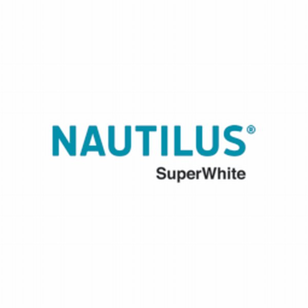Nautilus SuperWhite logo