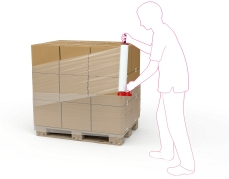 Aplicador de film - Equipamiento de packaging